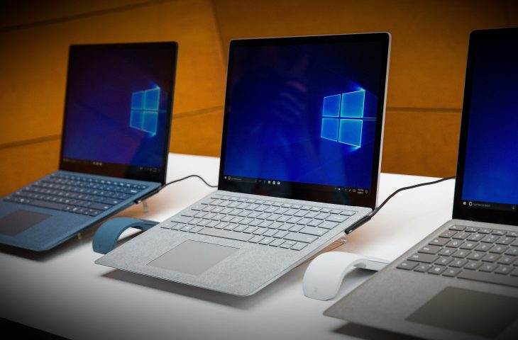 The teaming up of Microsoft and intel